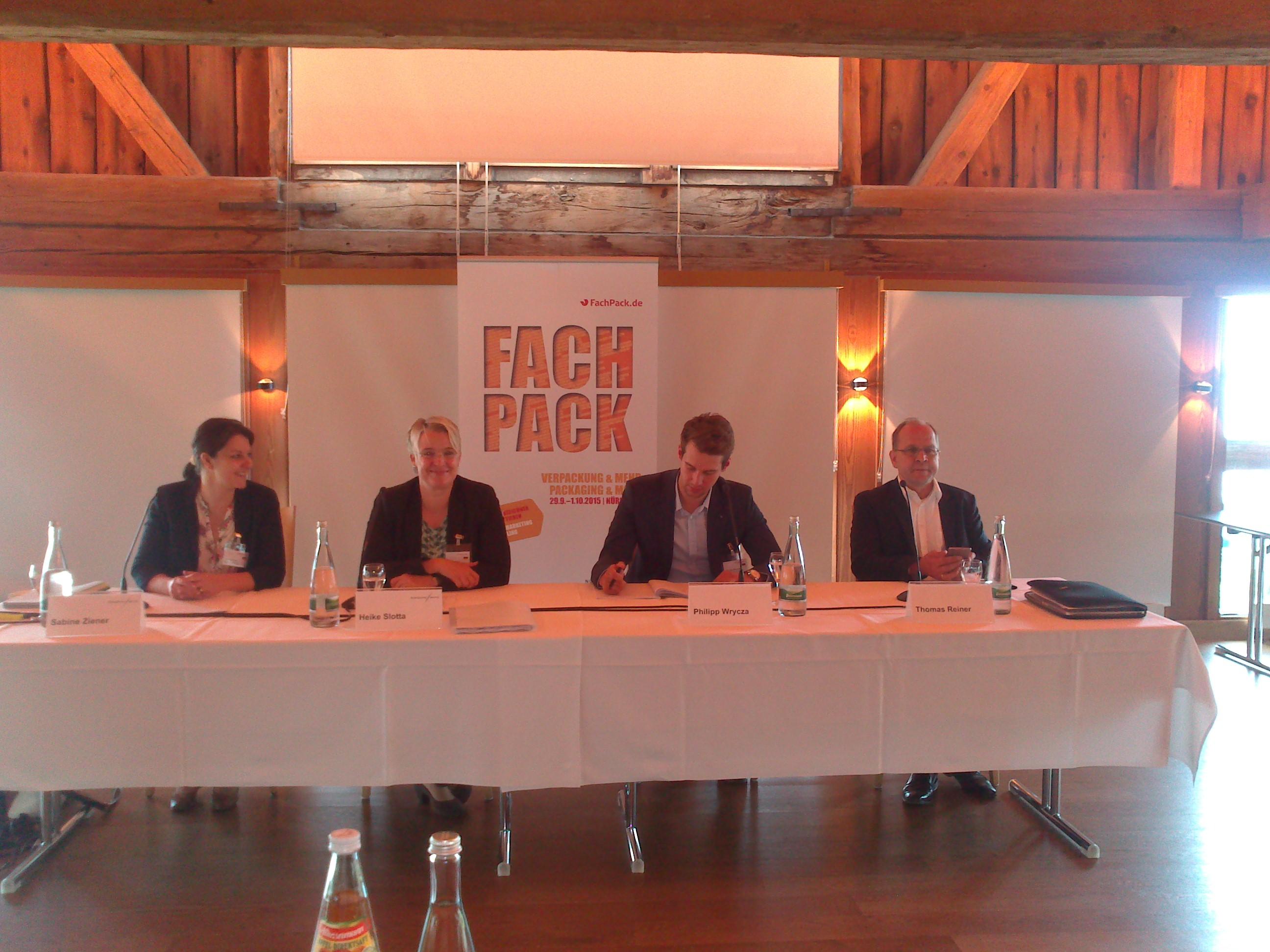 FachPack 2015: Nejen o etiketování a značení
