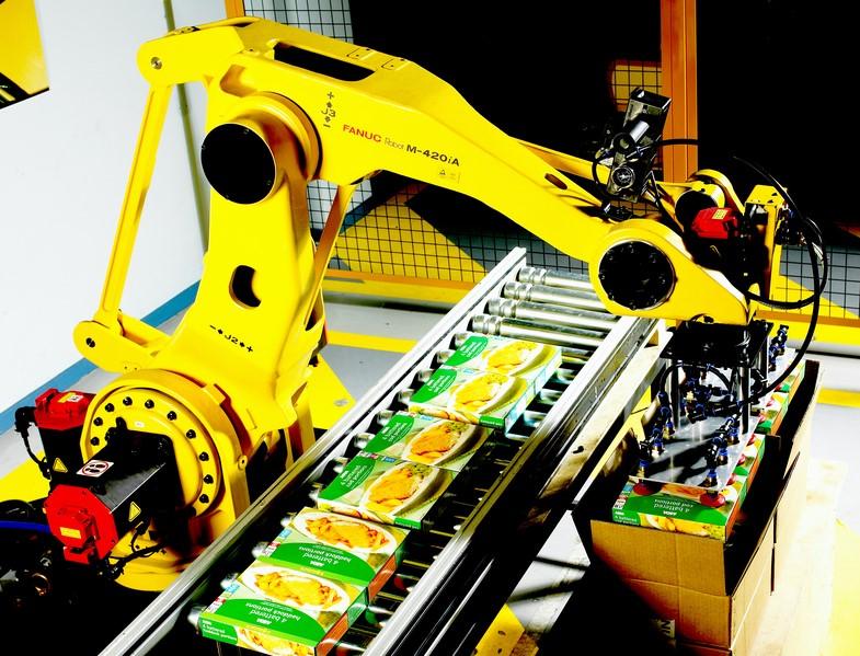 Roboty se tlačí i do primárních zón