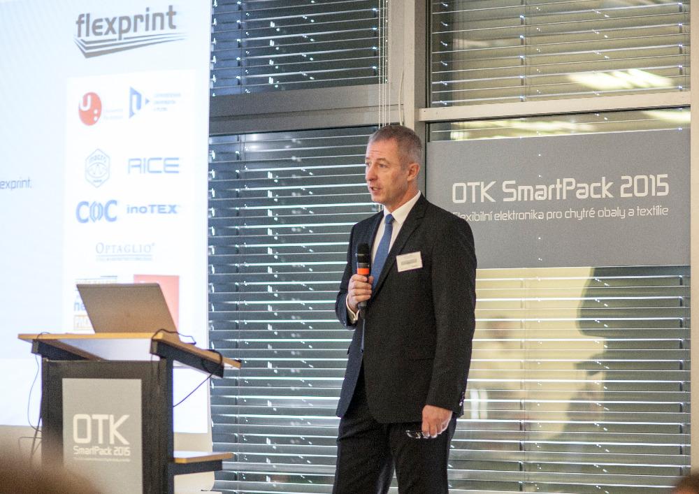 OTK SmartPack 2015: Tištěná elektronika jako varianta s nižšími výrobními náklady
