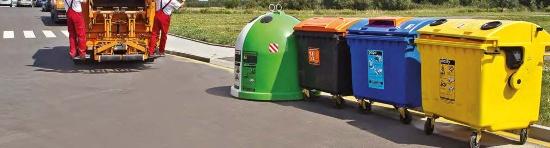 Češi vytřídili osm milionů tun obalového odpadu