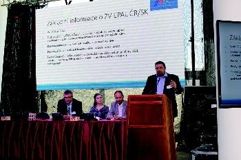 Na Den české logistiky zavítalo 300 účastníků