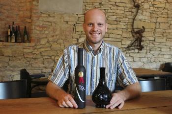 Originalita vinice se promítá i do designu