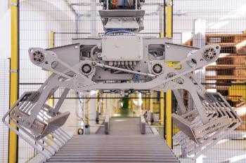 Automatizace zkrátila čas manipulace na čtvrtinu
