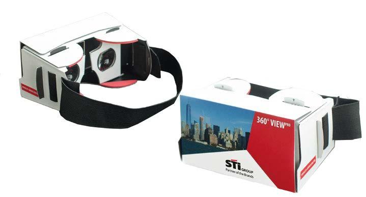 Stojany, poutače i 3D realita