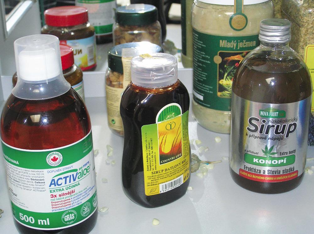 Jak balit vitamínové doplňky?
