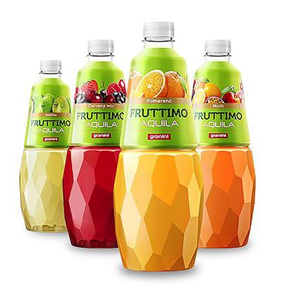 Dominantním obalem v kategorii nápojů je PET lahev