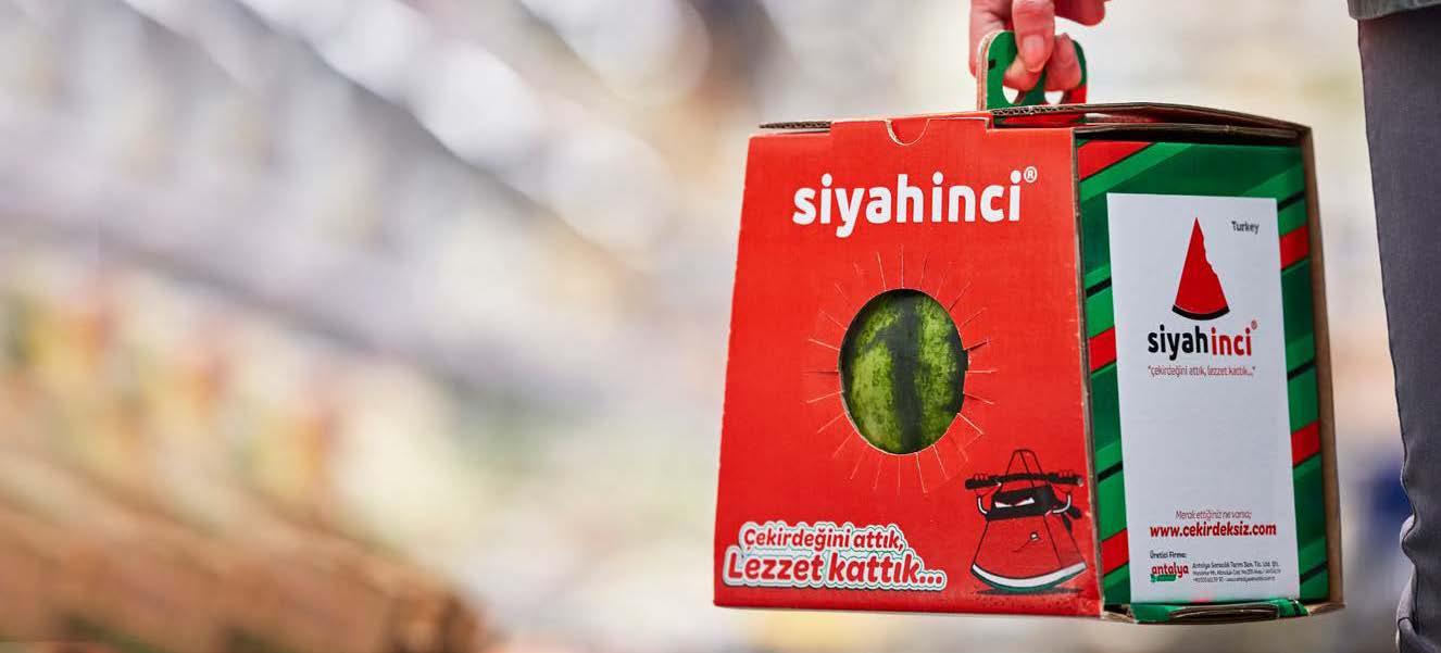 Chytré obalové řešení na vodní melouny