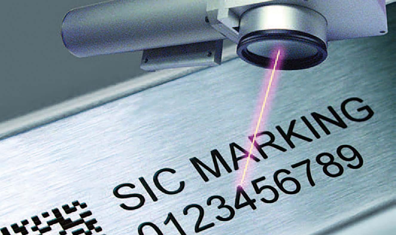 Obliba značení laserem roste