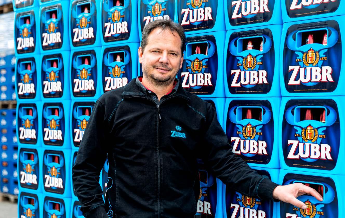 ZUBR modernizuje technologie i design obalů