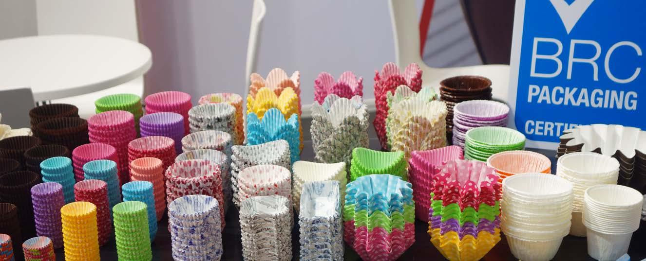 Papírové materiály vhodné pro balení potravin