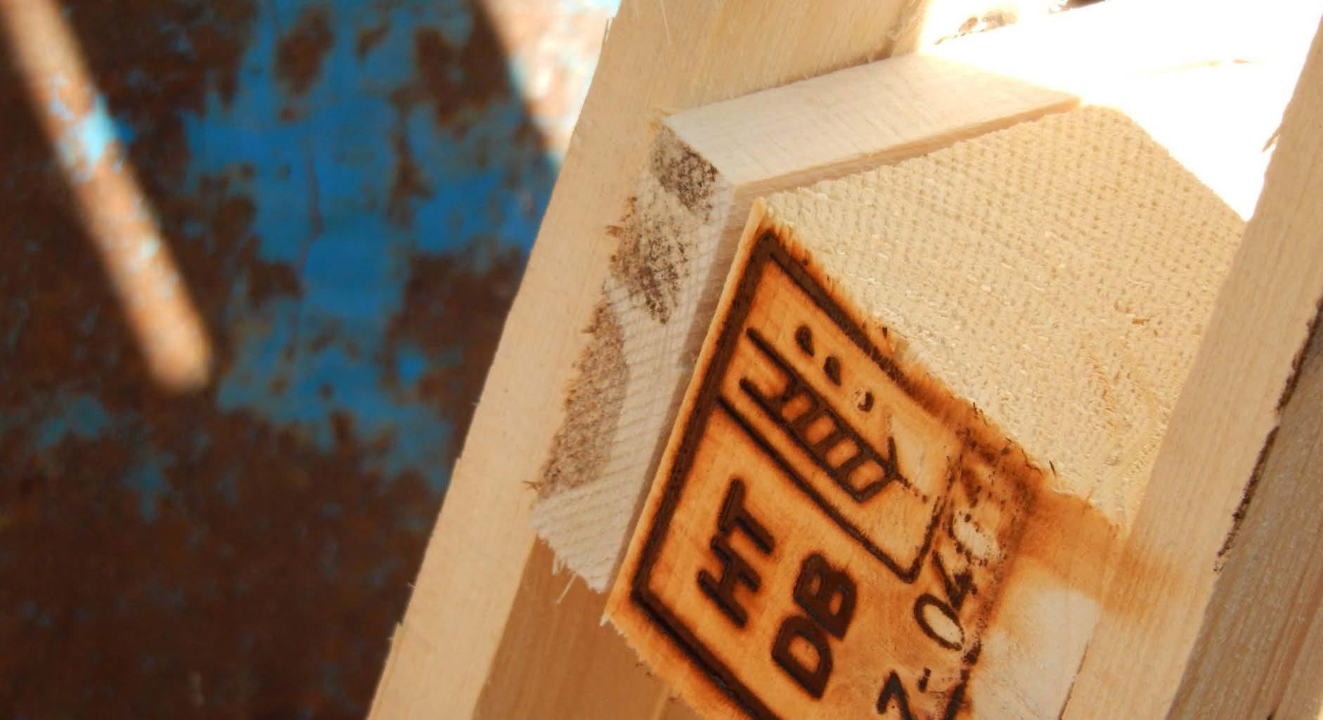 Výrobce dřevěných obalů čekají od ledna změny