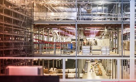 Mall Group představuje nové logistické centrum