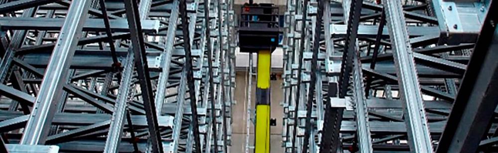 Dorty putují z automatizovaného skladu do 44 států