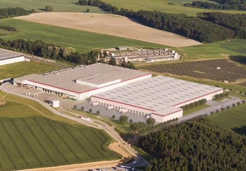KION Group bude ve Stříbře vyrábět dopravníky Dematic