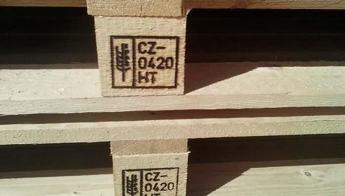 Stav dřevěných obalů se zhoršuje