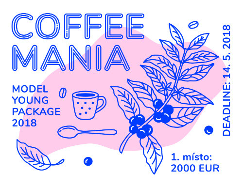 Model Young Package ve znamení Coffee manie