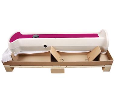Flexibilní obal pro přepravu nabíjecích stojanů