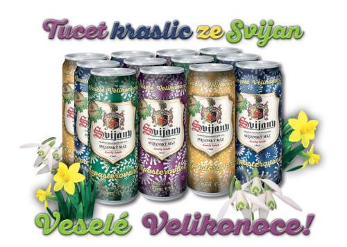Pivovar Svijany plánuje ostrý start nové stáčecí linky na plechovky