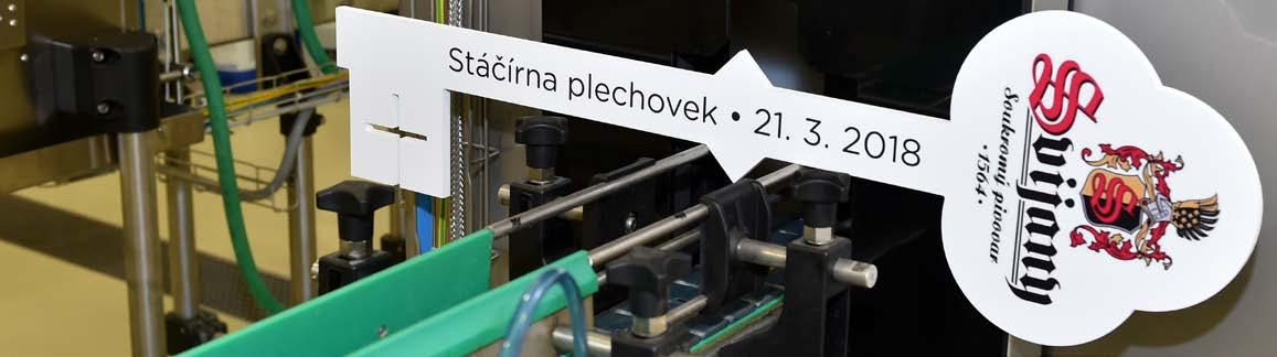 Svijany jsou jediným výrobcem nepasterovaného plechovkového piva v České republice