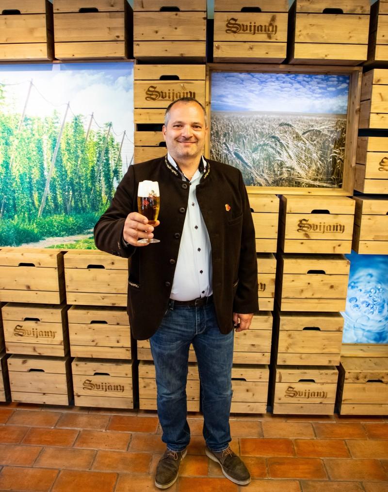 Pivovar Svijany: Nejen o pivních speciálech jsme hovořili se sládkem Petrem Menšíkem