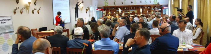 Flexotisková společnost CFTA oslavila jubileum v Mikulově