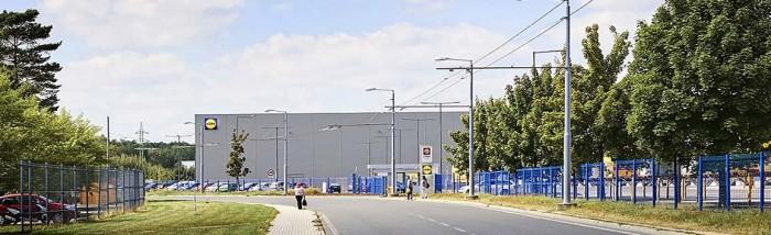 Týdně logistické centrum LIDL E-COMMERCE opouští 700 000 kusů zboží