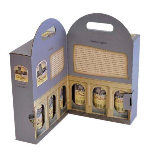 Neomezené možnosti lepenky u balení pro potraviny a nápoje
