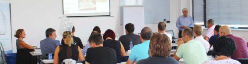 O semináře spojené s praxí je zájem