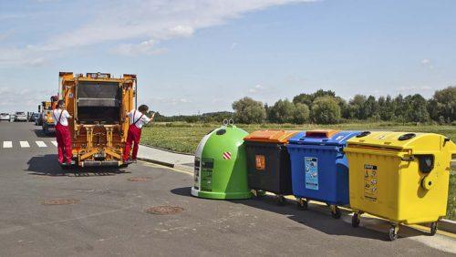 V Česku třídí komunální odpad 73 % obyvatel