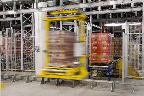 Budějovický Budvar otevřel nové logistické centrum