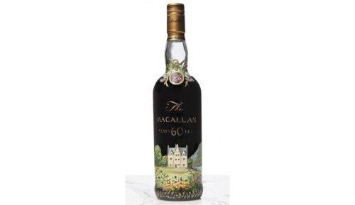 Vzácná lahev whisky za 37 milionů