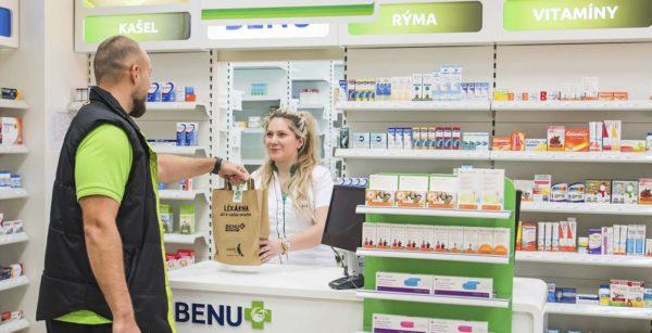 Kombinace on-line obchodu a lékárny je evropským unikátem
