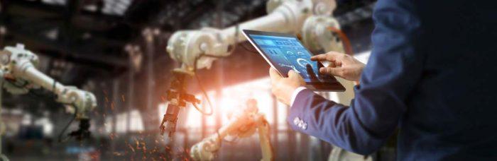 Trendy v robotizaci a digitalizaci