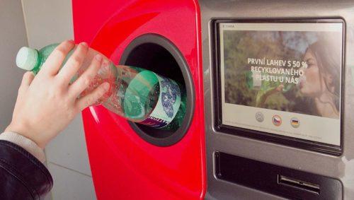 Zálohový systém by měl snížit littering