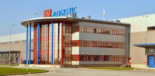 FM Logistic má sklad za 20 milionů eur