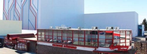 Nové logistické centrum zdvojnásobilo skladovací kapacitu