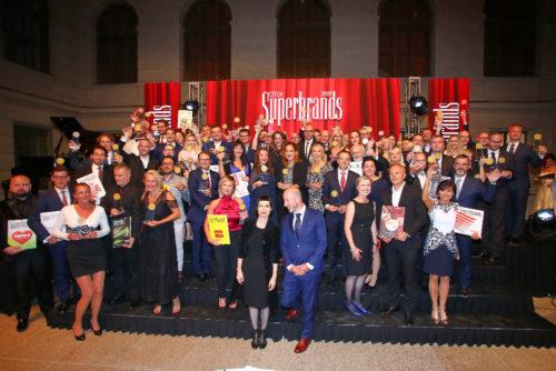 Ocenění pro nejlepší české super brandy byla předána