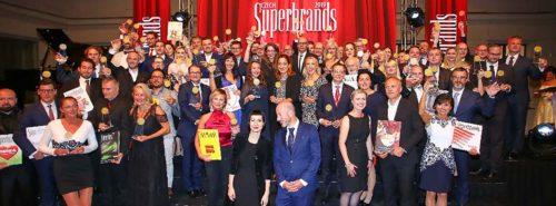 Nejlepší české SUPERBRANDY byly předány