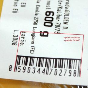 Covid-19: kvalitní čárové kódy jako kritická podmínka bezdotykového nakupování