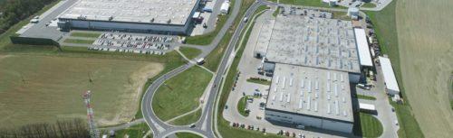 KION Group rozšiřuje svou chytrou továrnu
