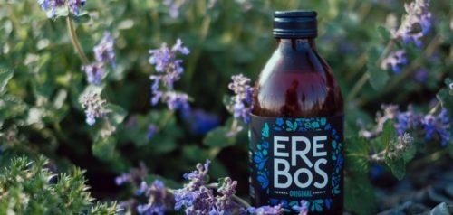 Nové bylinné drinky Erebos vstupují na trh s novým vizuálem