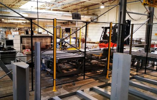 Výrobce dveří vsadil na automatizaci