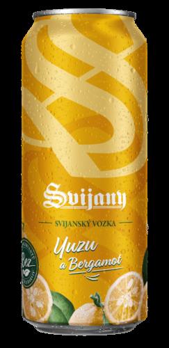 Svijany představily míchaný nápoj z nealko piva ve žluté plechovce