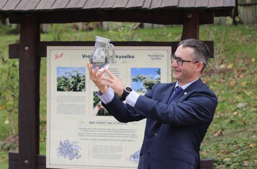 Obnovené vrty Vratislavické kyselky se jmenují Jablonec a Liberec